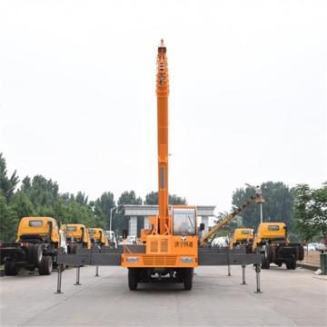 20 Ton Mobile Hydraulic Small Truck Crane