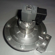 IP68 Gas Diaphragm Type Solenoid Valve