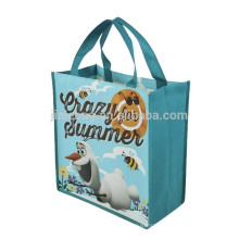 2014 laminated 100% recycle RPET non woven bag