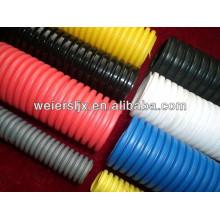 Canal 13-32mm PVC Corrugado de linha de produção da tubulação