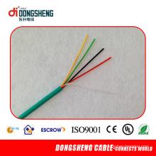 4c Jacket PVC Открытый телефонный кабель
