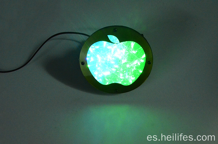 Regalo de la luz de 3D Apple LED
