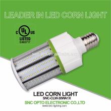 Lámpara del maíz con mejores ventas IP64 LED / bombilla de la mazorca de maíz de la luz del maíz de la UL 30W LED / E26 LED