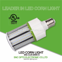Meilleure vente lumière de maïs IP64 LED / ampoule de maïs UL 30W LED / ampoule de maïs épi E26 LED