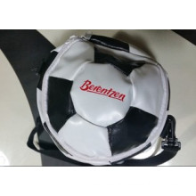 Lunch Bag with Soccer Ball Shape