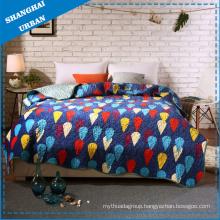 Print Home Bedding Bedspread Quilt