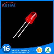 5mm Straw Hat White High Brightness LED Diode