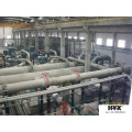 Fiberglass Pipes for Chemical Industry