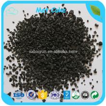 Fuente de la fábrica sigue produciendo precio de coque metalúrgico de 0-10 mm