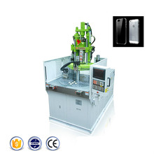 Mobile Case Cover Vertical Plastic Injection Molding Machine