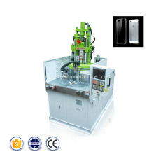 Telefonöverdrag, Rotary Plast Injection Molding Machine