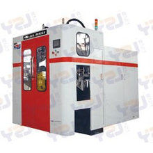 Fully Automatic Stretch Extrusion Blow Molding Machine and deflashing machine