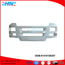 MAN truck front bumper auto spare parts 81416100307