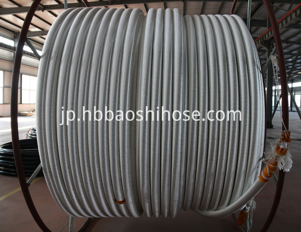 Flexible Composite Offshore Pipe