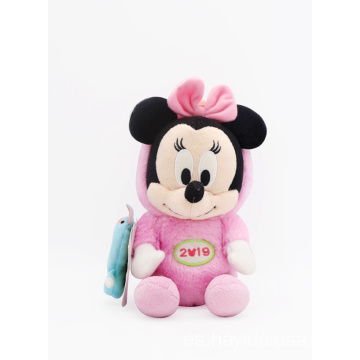 Super Soft Plush Mickey y Minnie Toy Set