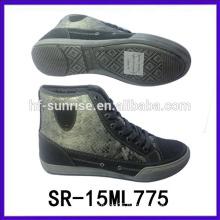 fashion boys stylish casuals shoes man dress shoe high neck casual shoes