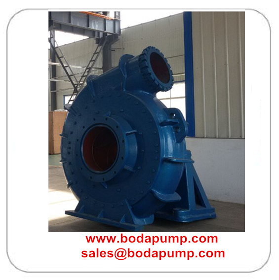 WN dredge pump