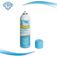 Inicio Vaporização Spray Velocidade Amido para roupas