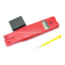 Precio al por mayor Medidor de pH digital y tipo pluma