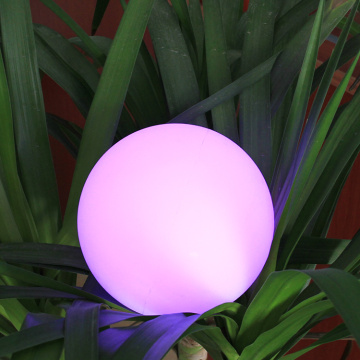 Led Ball Outdoor Multicolor Protección del medio ambiente