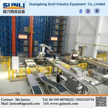3D logistische automatisierte a / R/S-System