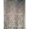 Neue Ankunft kleine Blatt 100% Polyester Leinen wie Jacquard Vorhang Stoff