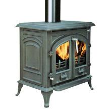 14kw estufa de leña, estufa de hierro fundido (FIPA072-2)