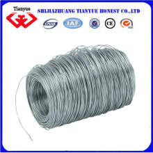Bright Zinc Coating Wire for Building Material