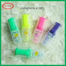 Mini colorful stacker fluorescent marker