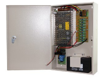 Power Box for Security Camera