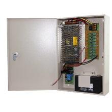 Блок питания CCTV с резервным 12V10A