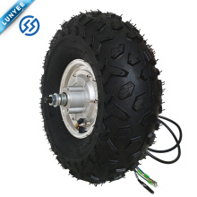 """14.5"""" Scooter Gearless Hub Motor For Electric Car"""