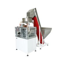 HJS2016 High Quality Auto Cap Folding Cutting Machine