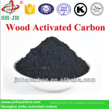aktivierter schwarzer Kohlenstoff zum Verkauf