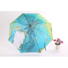 Parapluie droit à l'impression terrestre (BD-25)