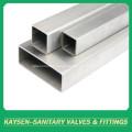 ASTM A554 stainless steel rectangular tube