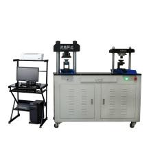 Machine d'essai de compression et de flexion du ciment