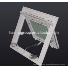 Techo suspendido del panel de acceso de aluminio