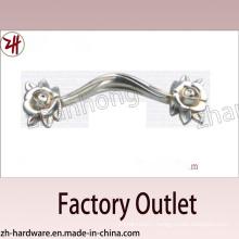 Factory Direct Sale Zinc Alloy Big Pull Archaize Handle (ZH-1340)