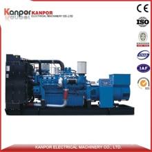 Mtu 250kw to 400kw Diesel Power Generator with German Engine