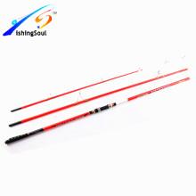 SFR091 4.50m tubular tip carbon surf casting fishing rods surf rods