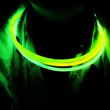 Party Toys Tri-Color Glow Stick, Glow Necklace