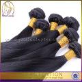 Премиум природных Богородицы Remy человеческих волос с клубок бесплатные прямые волосы