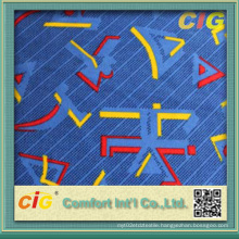 Printing Auto Fabric for Car Seat Cover (SAZD04175)