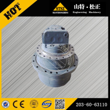 PC120-6 travl motor ass'y 203-60-63110 مكبس 708-3T-14114