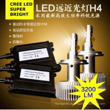9005/9006 CREE 18*2W Weiß AC/DC8-28V LED Autolampe