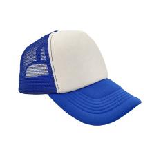 Wholesale custom 5 panel foam mesh trucker cap sports baseball men cap trucket hat