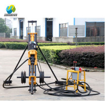 High efficiency underground mining electric drilling rig