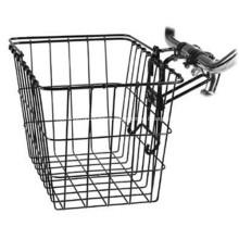 Металлическая проволока сетка велосипед корзины