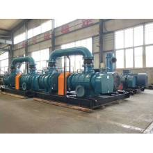High Pressure Double Stage Roots Blower Package